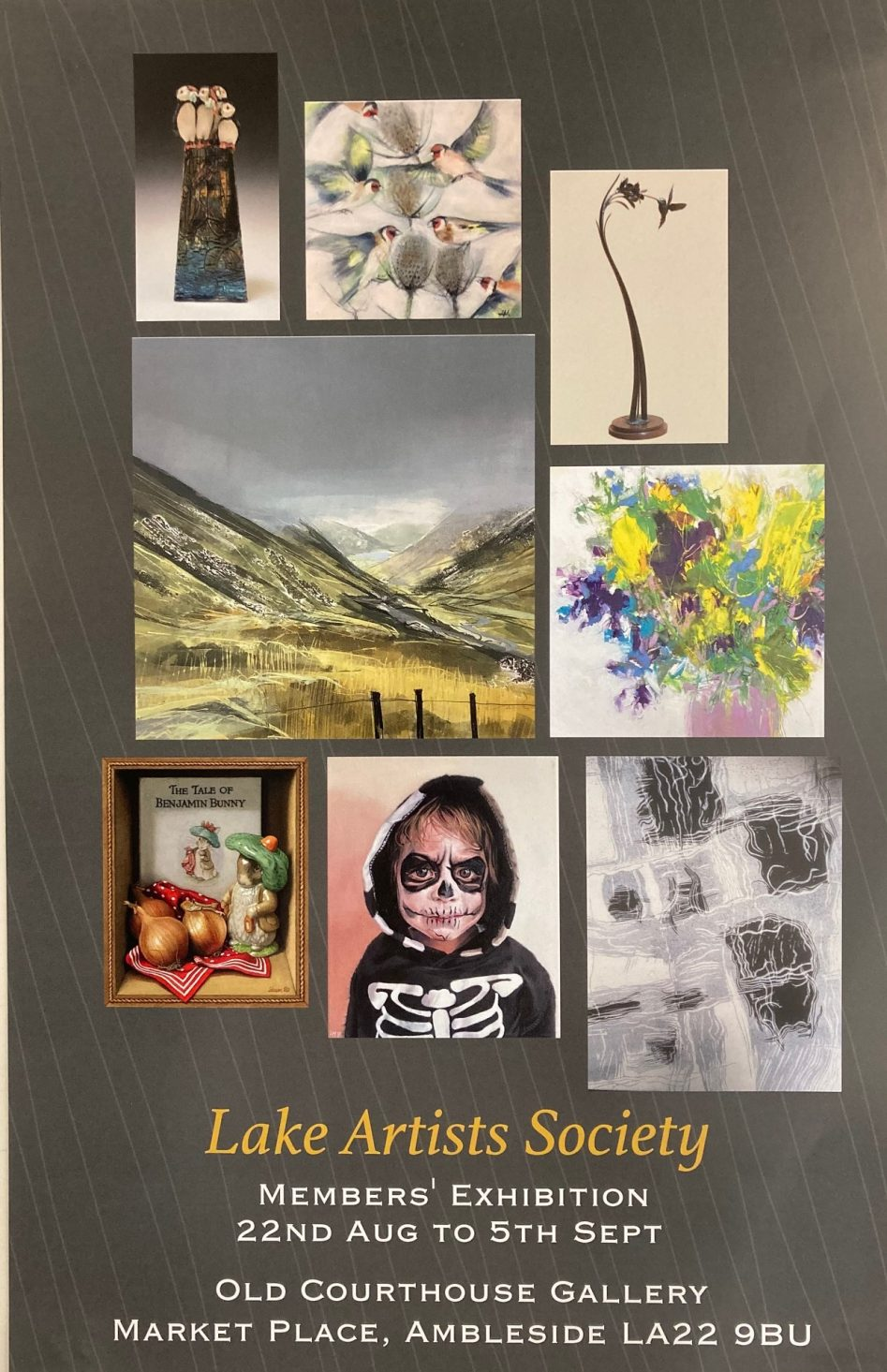 The Lakes Artists Pop Up Summer Show