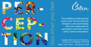 Eden art exhibition 2021